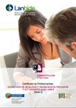 Portada de Mediación de seguros y reaseguros privados y actividades auxiliares