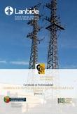 Portada de Behe- eta goi-tentsioko elektrizitate-sareak jartzeko proiektuak garatzea