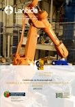 Portada de Industria-automatizazioko sistemen proiektuak garatzea