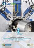 Portada de Fabricación de troqueles para la producción de piezas de chapa metálica