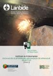 Portada de Abiarazte hautakorreko lurpeko indusketa mekanizatua