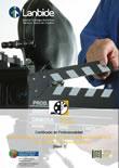 Portada de Asistencia a la producción cinematográfica y de obras audiovisuales