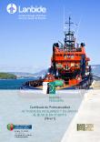 Portada de Actividades auxiliares y de apoyo al buque en puerto