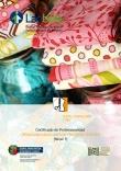 Portada de Operaciones auxiliares de procesos textiles
