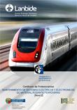 Portada de Tren-material errodatzaileetako sistema elektriko eta elektronikoen zainketa