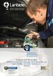 Portada de Operaciones auxiliares de mantenimiento en electromecánica de vehículos
