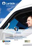 Portada de Conducción profesional de vehículos turismos y furgonetas