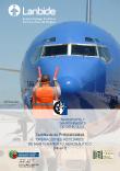Portada de Operaciones auxiliares de mantenimiento aeronáutico
