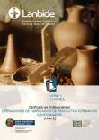 Portada de Zeramika-produktu konformatuak fabrikatzeko eragiketak