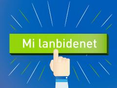 Servicios ofrecidos en Mi Lanbidenet