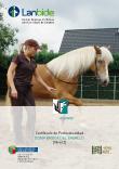 Portada de Doma básica del caballo