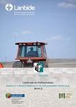 Portada de Manejo y mantenimiento de maquinaria agrícola