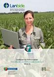 Portada de Gestión de la producción agrícola