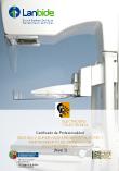 Portada de Gestión y supervisión de la instalación y mantenimiento de sistemas de electromedicina