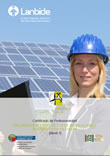 Portada de Eguzki-instalazio fotovoltaikoen antolamendua eta proiektuak