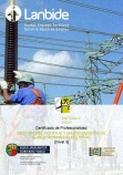 Portada de Azpiestazio elektrikoak muntatzeko eta mantentzeko lanak kudeatzea