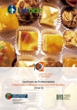 Dirección y producción en pastelería