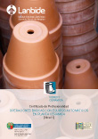 Portada de Operaciones básicas con equipos automáticos en planta cerámica