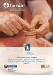 Zeramika-produktuak eskuz edo modu erdiautomatikoan erreproduzitzeko eragiketak