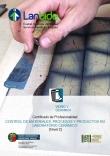Portada de Control de materiales, procesos y productos en laboratorio cerámico